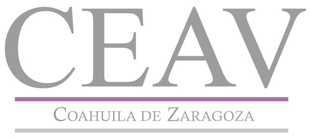 Logo de la Comisión Estatal de Víctimas de Coahuila